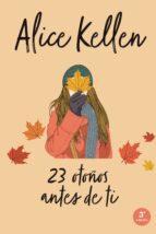23 otoños antes de ti (ebook)