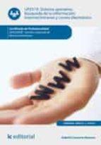 Sistema Operativo, búsqueda de información: Internet/Intranet y correo electrónico. ADGD0208