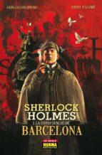 SHERLOCK HOLMES I LA CONSPIRACIÓ DE BARCELONA (ebook)