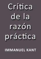 Crítica de la razón práctica (ebook)