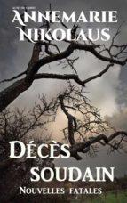 Décès soudain (ebook)