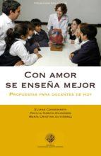 Con amor se enseña mejor (ebook)