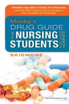 Mosby's Drug Guide for Nursing Students - E-Book (ebook)