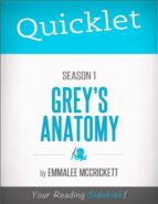 Quicklet on Grey's Anatomy Season 1 (ebook)