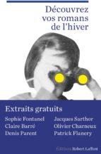 Extraits Rentrée littéraire Robert Laffont janvier 2016 (ebook)