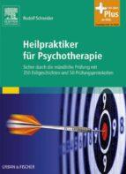 Heilpraktiker für Psychotherapie - sicher durch die mündliche Prüfung (ebook)