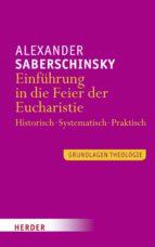 Einführung in die Feier der Eucharistie (ebook)