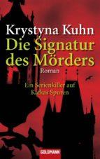Die Signatur des Mörders (ebook)