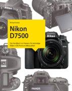 Kamerabuch Nikon D7500 (ebook)
