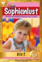 Sophienlust Jubiläumsbox 5 – Liebesroman (ebook)