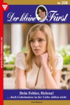 Der kleine Fürst 208 – Adelsroman (ebook)