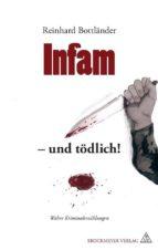 Infam … und tödlich! (ebook)