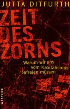 Zeit des Zorns (ebook)