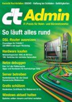 c't Admin 2018 (ebook)