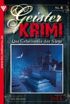 Geister-Krimi 6 Teil 1 - Mystik (ebook)