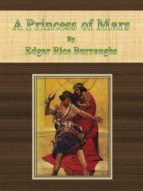 A Princess of Mars by Edgar Rice Burroughs (ebook)