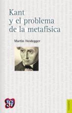 Kant y el problema de la metafísica (ebook)