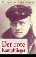 Der rote Kampfflieger (ebook)