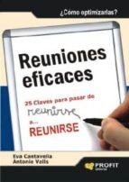Reuniones eficaces (ebook)