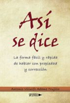 Así se dice (eBook)