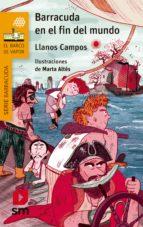 Barracuda en el fin del mundo (eBook-ePub) (ebook)