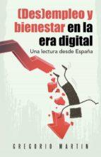 (Des)empleo y bienestar en la era digital