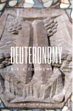Deuteronomy - Complete Bible Commentary Verse by Verse (ebook)