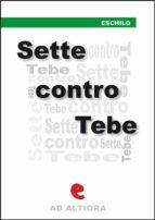 Sette contro Tebe (ebook)