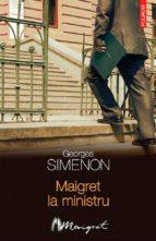 Maigret la ministru (ebook)