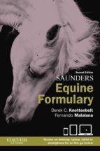 Saunders Equine Formulary E-Book (ebook)