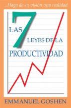 Las 7 Leyes De La Productividad (ebook)
