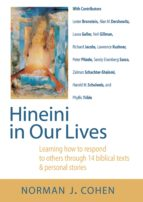 Hineini in Our Lives (ebook)