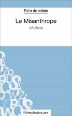 Le misanthrope de Molière (Fiche de lecture) (ebook)