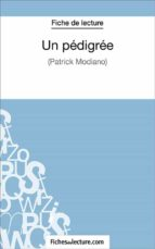 Un pédigrée (ebook)