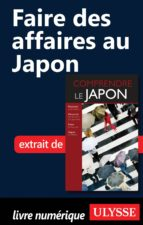 FAIRE DES AFFAIRES AU JAPON