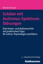 Schüler mit Autismus-Spektrum-Störungen (ebook)