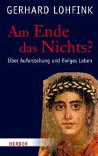 Am Ende das Nichts? (ebook)
