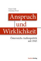 Anspruch und Wirklichkeit (ebook)
