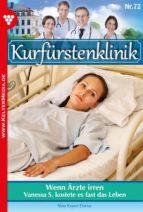 Kurfürstenklinik 72 – Arztroman (ebook)