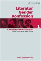 LITERATUR - GENDER - KONFESSION