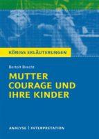 Mutter Courage und ihre Kinder von Bertolt Brecht. (ebook)