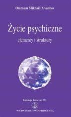 ?ycie psychiczne: elementy i struktury (ebook)