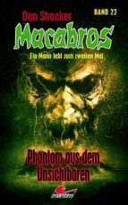 DAN SHOCKER'S MACABROS 22