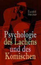 Psychologie des Lachens und des Komischen (ebook)