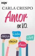 Amor en V.O. (ebook)