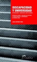 Discapacidad y Universidad (ebook)