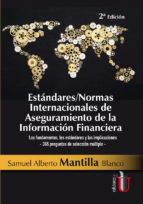 Estándares - Normas Internacionales de Aseguramiento de la Información Financiera (ebook)
