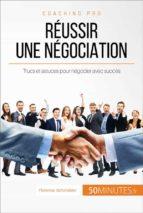 Réussir une négociation  (ebook)