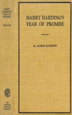 Harry Harding's Year of Promise (ebook)