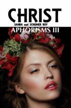 APHORISMS III